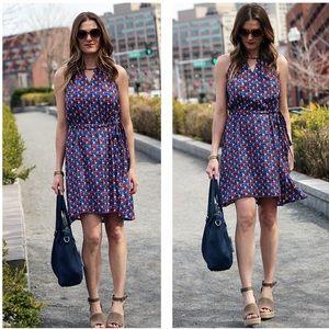 41 HAWTHORN TAMMI Sailboat Print Dress